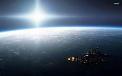 Space Station Wallpapers International Wallpaperplay