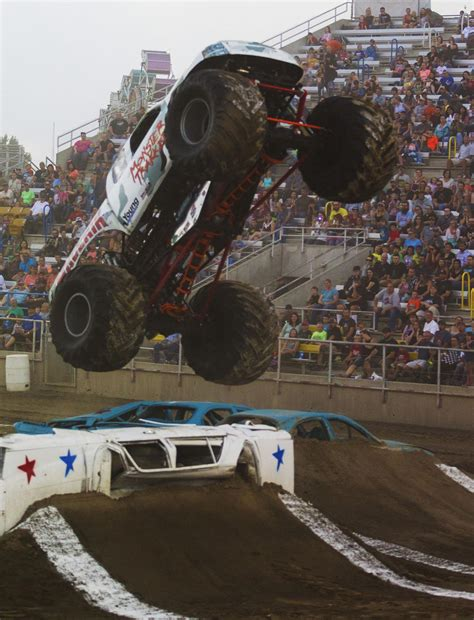 monster truck show in chicago twin beats twin for monster truck win southern idaho