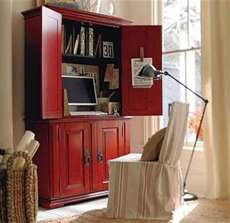 Home Office Desk Campton Smart Technology Office Armoire