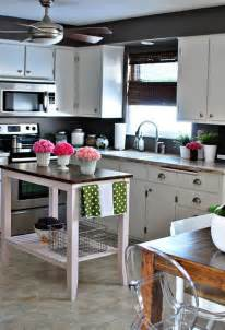 kitchen island small space 10 small kitchen island design ideas practical furniture for small s