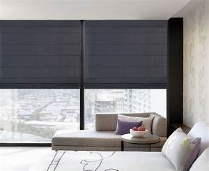 Decorating your window with roman shades - Pickndecor com