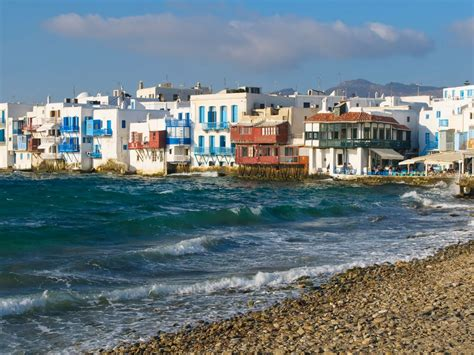 Mykonos Greece Condé Nast Traveler