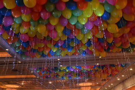 Ceiling Décor  Balloon Artistry