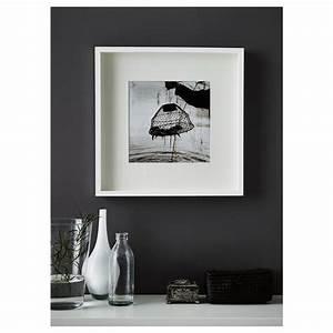Ikea Kissenbezüge 50x50 : ribba frame white 50x50 cm ikea ~ Orissabook.com Haus und Dekorationen