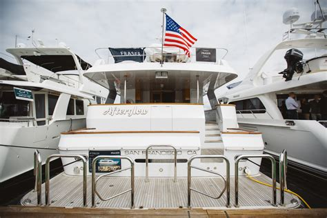 Seattle Boat Show Kirkland by Photos Of The 225 Vessels At The Boat Show The