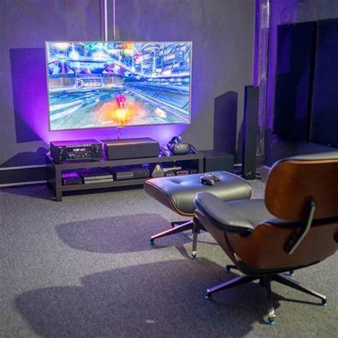 unique computer desk 50 best setup of room ideas a gamer 39 s guide