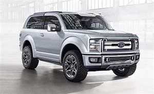 Ford Bronco 2018 : 2020 ford bronco because the wrangler can t have all the fun 25 cars worth waiting for car ~ Medecine-chirurgie-esthetiques.com Avis de Voitures