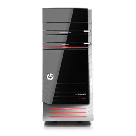 ordinateur de bureau hp intel i7 hp pavillon h9 1020fr i7 2600 4 1to carte amd