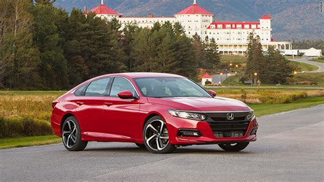 Honda Accord Wins At The Detroit