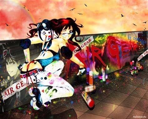 Anime Graffiti Wallpaper - bankoboev ru anime graffiti anime