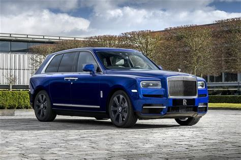 It lacks the luxury, prestige and gravitas of the cullinan. Car Review | 11918 | rolls-royce-cullinan