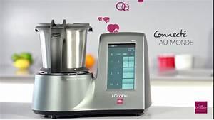 Robot équivalent Au Thermomix : appareil cuisine thermomix robot thermomix vorwerk tm 21 ~ Premium-room.com Idées de Décoration