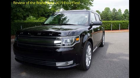 review   brand   ford flex youtube