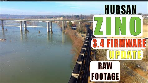 hubsan zino  camera firmware update raw footage review    aa  drones