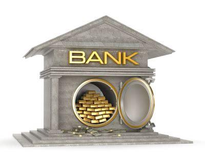 louer un coffre a la banque risques et inconv 233 nients du stockage de l or 224 la banque