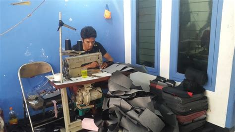 usaha mikro kecil  menengah umkm pabrik tas