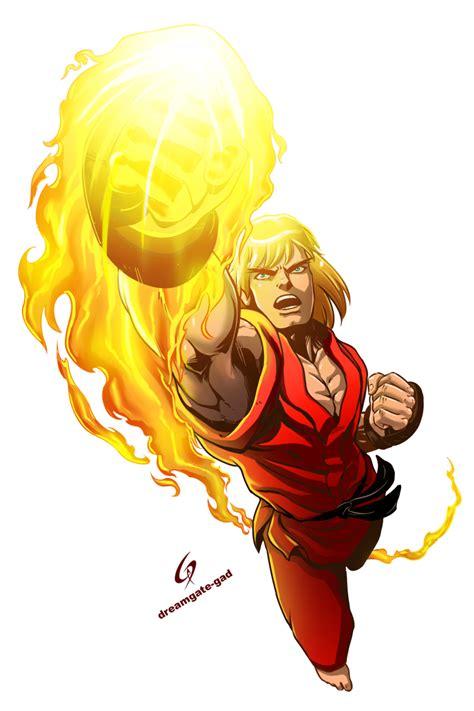 Ken On Club Street Fighter Deviantart