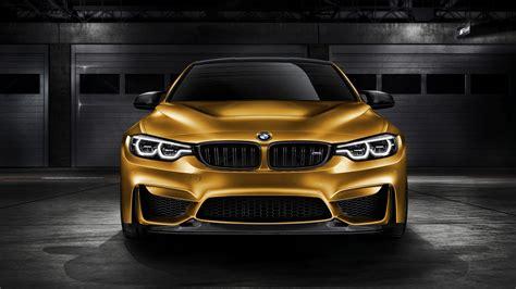 Bmw M4 Coupe 4k Wallpapers by Bmw M4 Gts Sunburstgold 2018 4k Wallpaper Hd Car