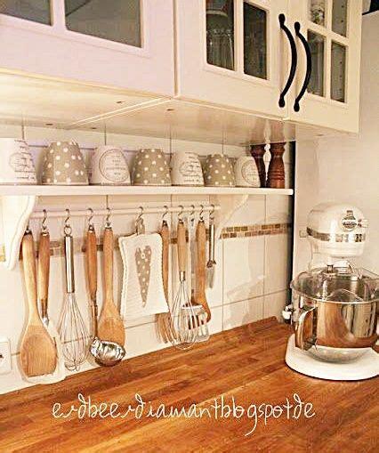 kitchen utensil holder ideas  pinterest
