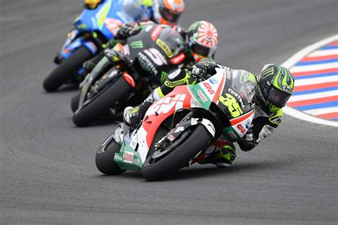 Cal Crutchlow Wins In Argentina; Marquez Clashes
