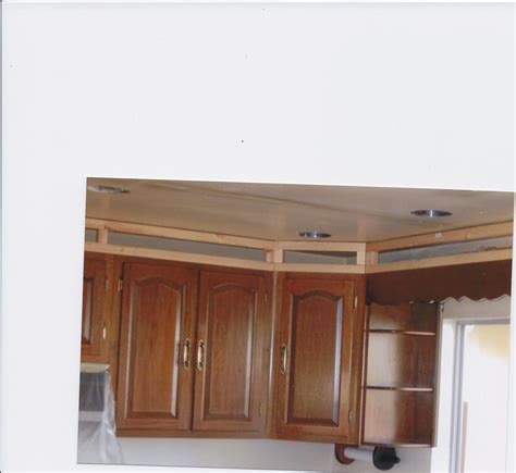 how to paint kitchen cabinets with a glaze soffit kitchen above cabinets soffit above kitchen 9924