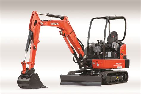 kubota   tight tail swing compact excavator details coleman equipment