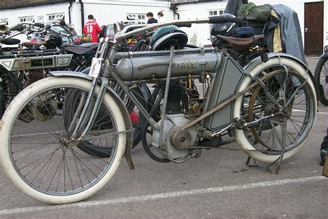 Large Photos Vintage Motorcycles