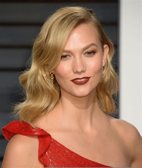 Karlie Kloss Vanity Fair Oscar Party Los Angeles
