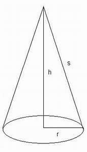 Kegel Höhe Berechnen : mathematikkoerper formelsammlung des kegels ~ Themetempest.com Abrechnung