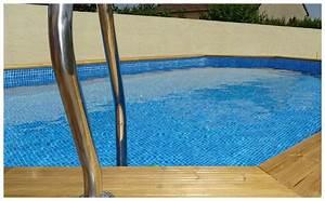 Liner Piscine Octogonale : woodfirst original 942x592x146 le kit piscine tout ~ Melissatoandfro.com Idées de Décoration