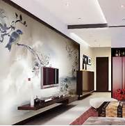 Tiny Contemporary Living Room Interiors Design Ideas Exquisite Wall Coverings From China