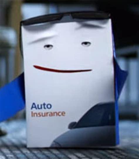 voice  progressive insurance box progressive