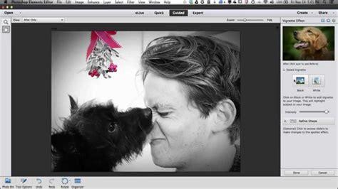 color pop    photoshop elements lensvid