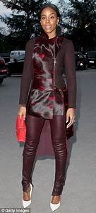 Kelly Rowland and Olivia Palermo arrive at the Akris Paris ...