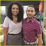 Aisha Dee Breaking News and Photos | Just Jared Jr.