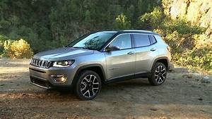 2017 Jeep Compass Limited Running Footage