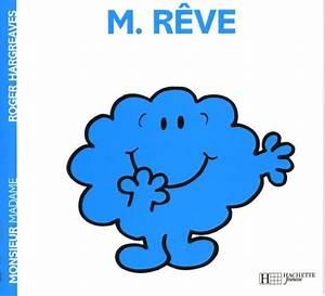 Livre Monsieur Rêve, Roger Hargreaves, Hachette Jeun , Monsieur Madame, 9782012248403  La