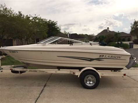Larson Bowrider Boats For Sale larson bowrider boat for sale from usa