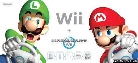mario kart wii nintendo unveils new 149 99 wii package and nintendo
