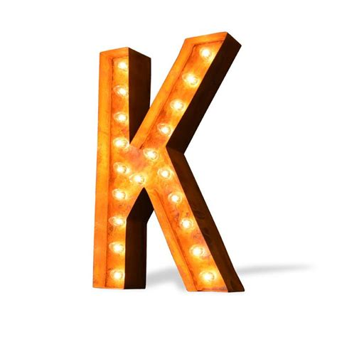 letter  lighted vintage marquee letters modern fontrustic marquee lights light