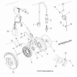 Polaris Atv 2014 Oem Parts Diagram For Electrical