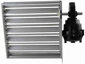3081  Rectangular Pneumatic Damper