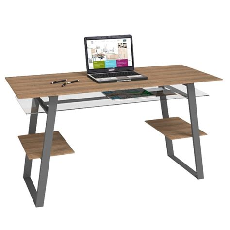 Affordable Computer Desk by Affordable Oak Computer Desk For Your Working Pleasure