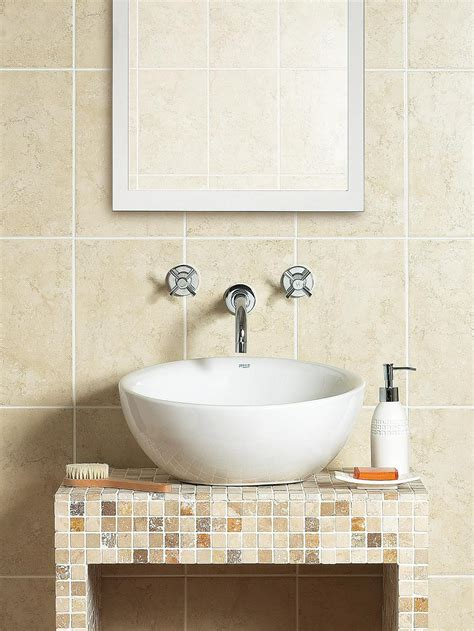 tile bathroom countertops hgtv