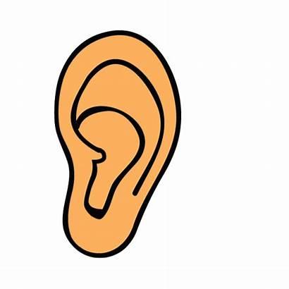 Sticker Giphy Ear Novanda Rock Stickers Sound