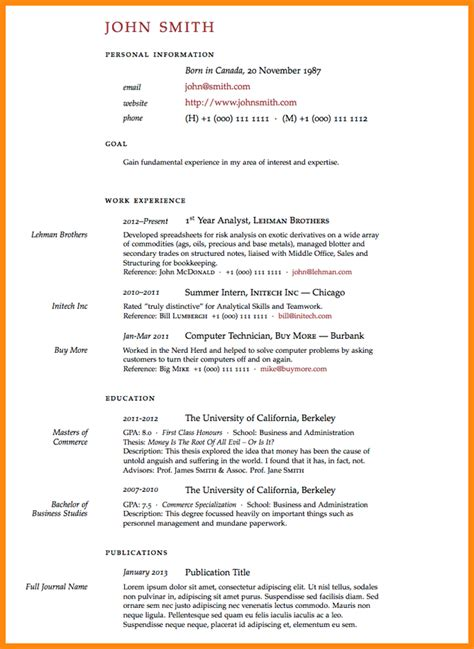 7 academic cv template word driver resume