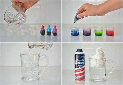 Experimente für Kinder  9 DIY Ideen mit Anleitung zum