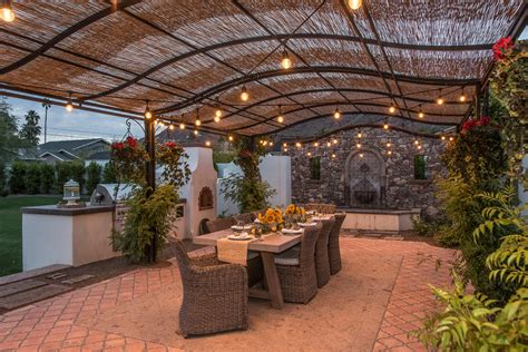 Outdoor Patio Design Ideas by 15 Dazzling Mediterranean Patio Designs That Won T Let You