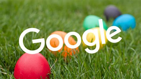 Google's Latest Easter Egg Is A Video Game That Shows Up