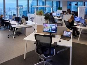 Image Bureau Travail : le flex office ne fait pas que des heureux challenges ~ Melissatoandfro.com Idées de Décoration